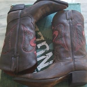 Eight Second Angel Shoes - Eight Second Angel Sweetheart Boot